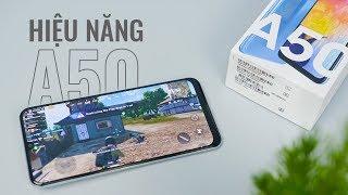 Hiệu năng Galaxy A50: Màn LỘT XÁC của Samsung trung cấp?