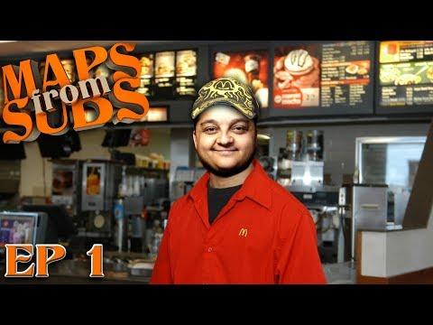 Maps From Subs #1 | Casier La McDonald's