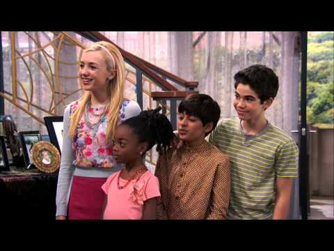 Throw Momma From The Terrace - Clip - Jessie - Disney Channel Official video