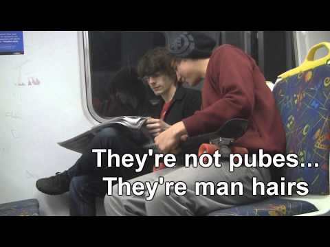 Awkward Train Situations (special edition)