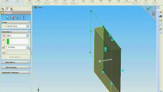 Solidworks tutorial 1