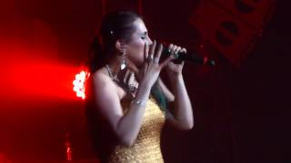 Within Temptation - Covered by roses -  LIVE PARIS 2014