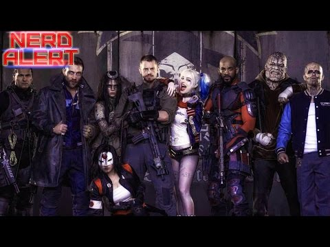 Harley Quinn Creator Reacts to First Suicide Squad Cast Photo