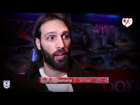 Rayo OKC signs Greek player Georgios Samaras