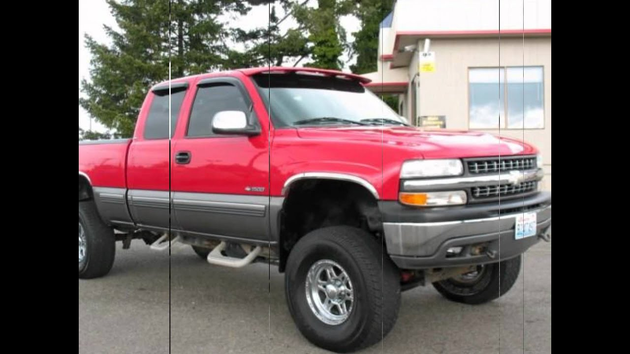1992 Chevy K1500 JUNKED!!  YouTube