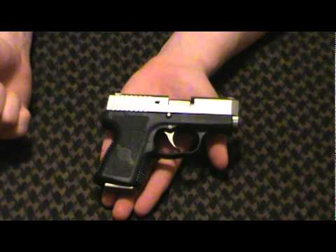 Kahr CM9 Pocket Pistol and EDC Gun Review