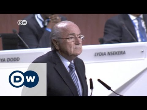 FIFA. Blatter is seeking a fifth term as president | Journal