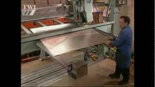 Friction stir welding tailored blanks