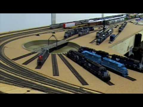 Walthers n scale turntable reviews