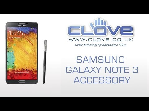 Samsung Galaxy Note 3 Wireless Charging Kit