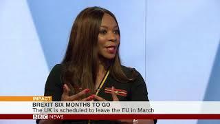 BBC World News Impact Interview - September 17, 2018