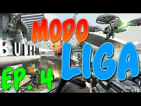 MODO LIGA BO2 Con  Alex, Out y Willy | Ronda Clasificatoria | EP.4
