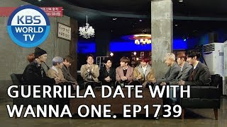 Guerrilla Date with Wanna One [Entertainment Weekly/2018.11.26]