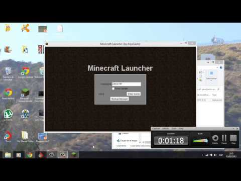 Como Descargar Minecraft Actualizable 1.5.2  2013 By Anjocaido
