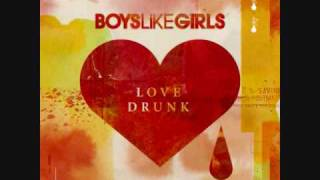 Watch Boys Like Girls The First One video