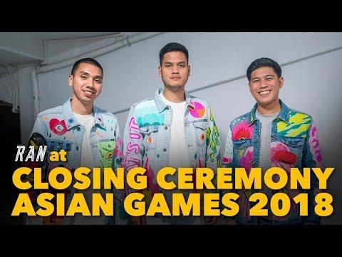 SEKALI SEUMUR HIDUP PERFORM DI CLOSING CEREMONY ASIAN GAMES 2018 (LIVE) thumbnail