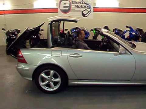 Edirect Motors 2001 Mercedes Benz Slk 320 Youtube
