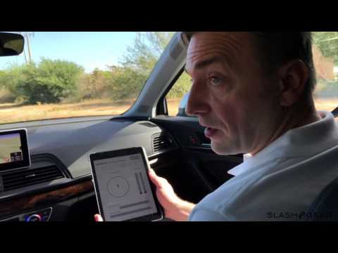 Audi quattro with ultra technology detail walkthrough and demo