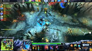 Navi vs Alliance - Game 3 (Dota 2 Asia Championships - Europe Qualifier) - Zyori & Merlini