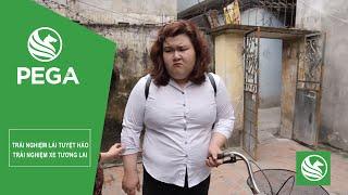 Xe điện PEGA HKbike I  Gái Mập Ôn Thi I Phim Hài 2018