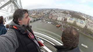 İngiltere London Eye