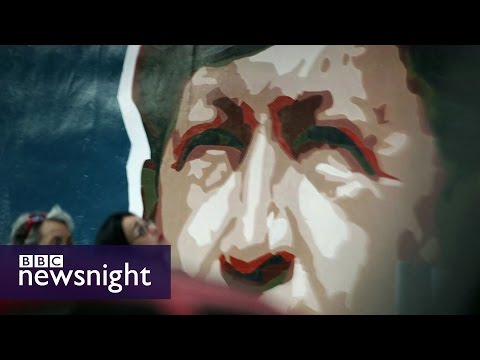 Venezuela: A nation on the brink - BBC Newsnight