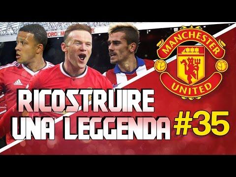 FIFA 16 - Carriera Allenatore: Manchester United #35 - Ultimi Sforzi!