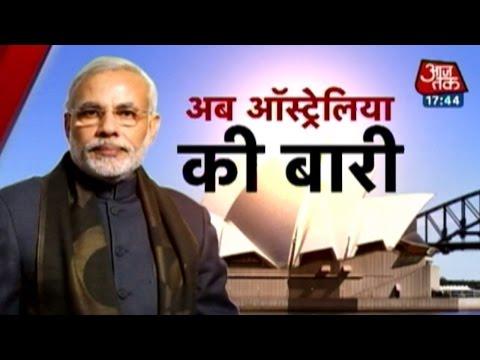 Modi's visit to Australia: Highlights