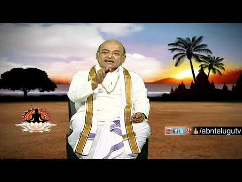 Garikapati Narasimha Rao About Agni Deepthi | Nava Jeevana Vedam | ABN Telugu