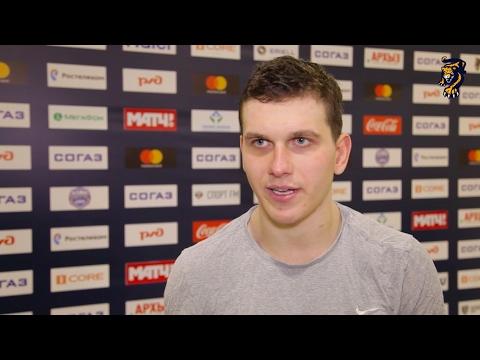 Павел Падакин: «Мы играли хорошо в нападении и обороне»