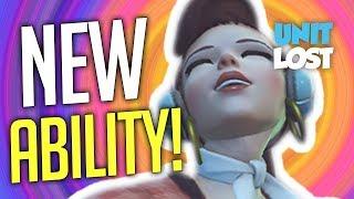 Overwatch News - DVA [NEW ABILITY] MICRO MISSILES!!! (D.Va Rework Details)