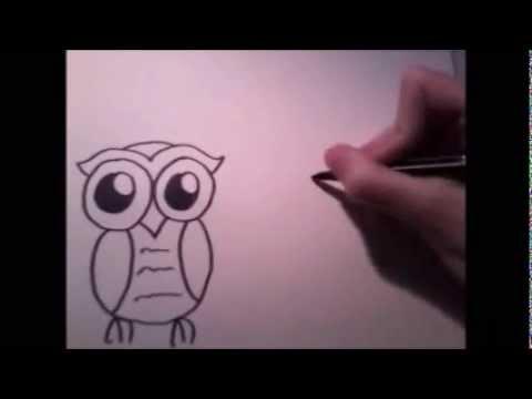 Grappige Dieren Tekenen Youtube