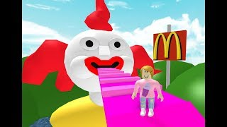Roblox Escape McDonalds With Molly! - Toy Heroes Games