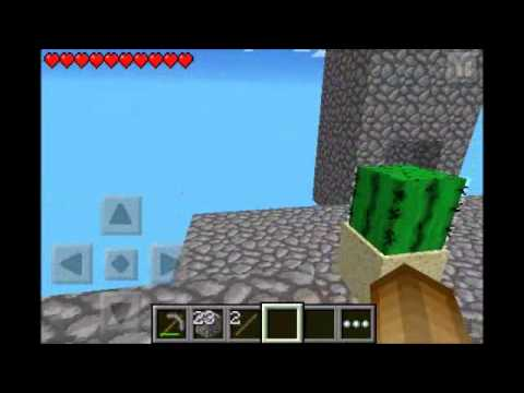 Minecraft: PE   Skyblock   Episode: 3 Sexual Mushroom Farm & An Awesome Mob Trap!