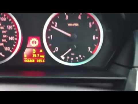 Bmw 530i Auto Transmission Fault Youtube