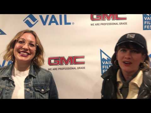 Star Aya Cash Vail Film Festival Molly McGlynn Mary Goes Round Interview 2018
