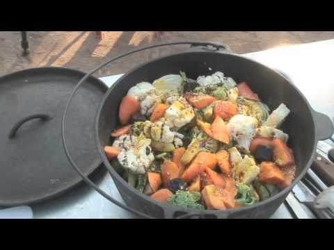 The Aboriginal Cook and the Chef: Kimberley Camp Oven Stew