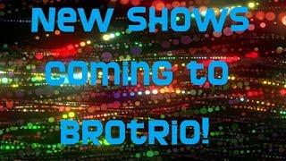 Brotrio upcoming shows