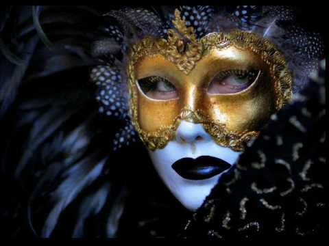 Mysterious Masks of Venice Masquerade
