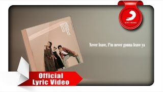 Gamaliel Audrey Cantika - Never Leave Ya [Official Lyric Video]