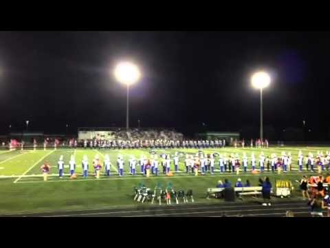 Barron Collier High School Cougar Marching Band 2014
