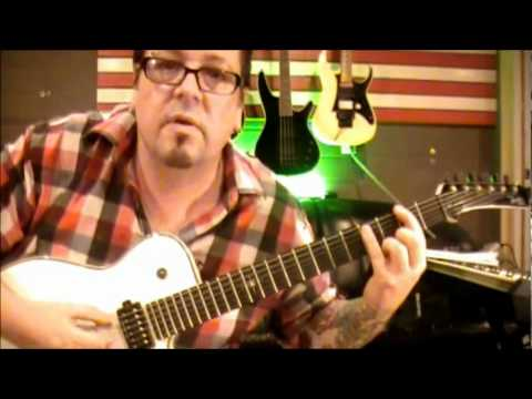 How to play Dont Tell Me You Love Me by Night Ranger on guitar