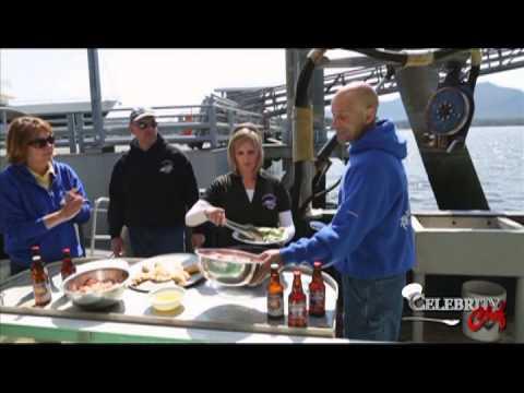 Celebrity Chef Aboard the Aleutian Ballad