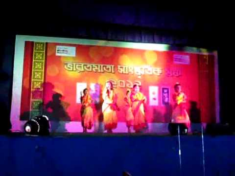 Bandhu Teen Din -  Bengali Folk Dance video
