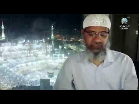 Zakir naik's response to newspaper that condemns him about terrorism in Dhaka