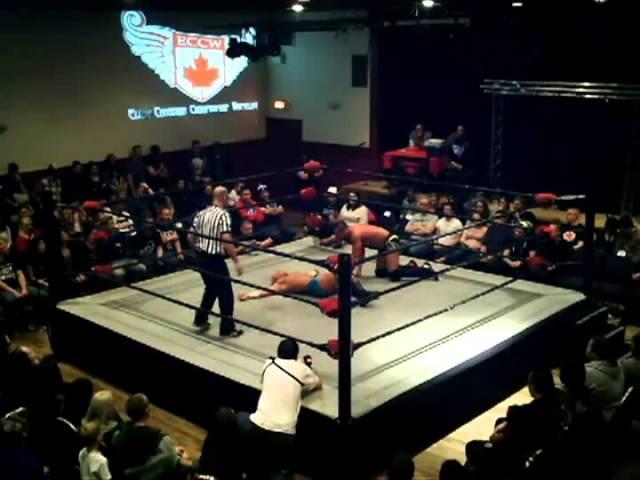 GAUNTLET MATCH - DTA vs Scotty Mac [11/30/2013 - Vancouver]
