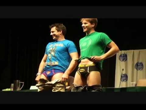 John Barrowman And Scott Gill YouTube
