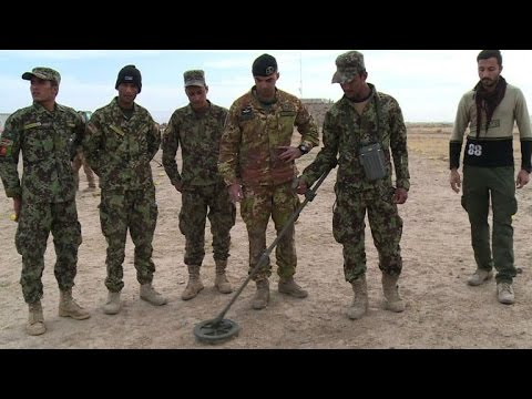 Attacks increase since handover to Afghan forces