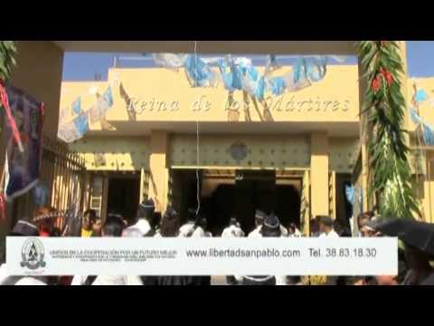 Virgen de Zapopan visita la Parroquia Reina de los Mártires. (22-07-14)