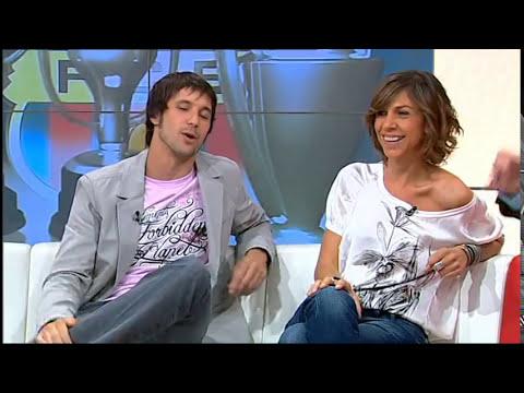 TV3 - El club - Mireia Canalda en tanga